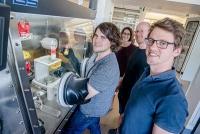 Neuartige chemische Verbindungen machen Katalysatoren effizienter