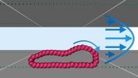 Nanomaterialen: Wie man Ringe von Ketten trennt
