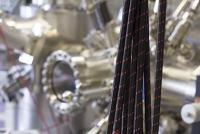 Das Hochleistungsmikroskop am Bungee-Seil