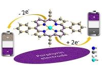 Molekül aus der Natur macht Akku-Elektrode hochleistungsfähig