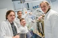 Proteinumfeld macht Katalysator effizient