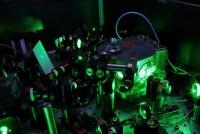 Reisetauglicher Laser