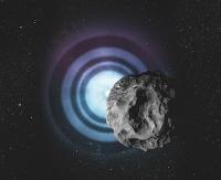 Asteroiden verraten Größe ferner Sterne