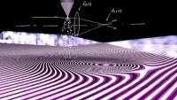 Ein Jet von Atomen – Erste Linse für extrem ultraviolettes Licht entwickelt