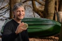 Mikroorganismen auf Mikroplastik