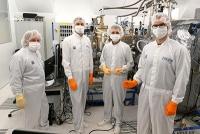 Lasertechnologie: Neuer Trick ermöglicht Infrarot-Laserpulse