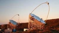MAGIC-Teleskope finden Entstehungsort von seltenem kosmischen Neutrino