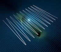 Freigesetzt lassen sich Elektronen besser fangen