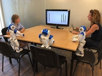 Wie Roboter Kindern einen Bären aufbinden