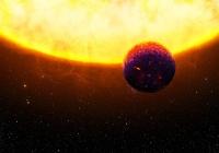 Exotische Planeten aus Saphiren und Rubinen