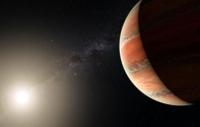 Flammenhölle mit Titan-Himmel