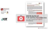 Arbeiten in der Zeit der Pandemie: Erste-Hilfe-Kit für erfolgreiches verteiltes Arbeiten