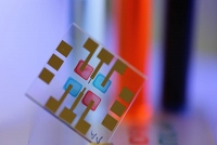 Auge für Farben: druckbare Lichtsensoren