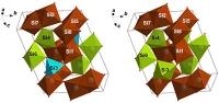 Anomale Kristalle: ein Schlüssel zu atomaren Strukturen von Schmelzen im Erdinneren