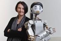 Sozialer Roboter und Datenklänge in fürsorglicher Wohnung