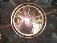 Ultraschneller Magnetismus: Schnappschuss der Gitterschwingungen