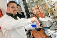 Wie Selen-Verbindungen zum Katalysator werden könnten