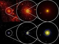 Galaktischer Test soll Existenz Dunkler Materie klären