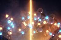 Optischer Schalter für Nanolicht