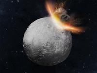 Steinige Botschafter vom Asteroid Vesta
