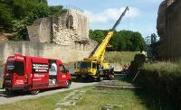 Grabungen am Trierer Amphitheater erstmals komplett dokumentiert