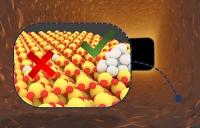 Edelmetallcluster können Katalysatoren leistungsfähig machen und Ressourcen schonen