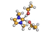 Dreiecksbeziehung im Reich der Moleküle
