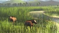 Savannenkorridor in der Eiszeit förderte die Ausbreitung großer Säugetiere in Südostasien