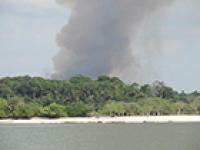 Brände am Amazonas: Wo bleibt der Ruß?