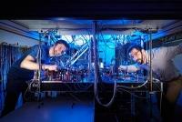 Auch in der Quantenwelt gilt ein Tempolimit