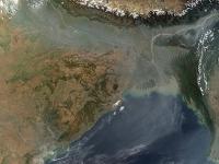 Luftreiniger und Schmutzpumpe: der indische Monsun