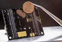 Forschende entwickeln kleinsten Partikelsensor der Welt