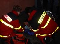 Mobiles Blutanalysegerät für den Einsatz im Rettungsdienst