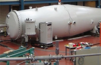 Eins aus 10 Billiarden: Radioaktive Abfälle mit Beschleuniger-Massenspektrometrie noch genauer und effizienter bestimmen