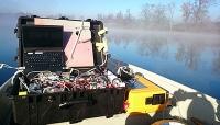 Massenspektrometer im Rollkoffer ermöglicht Gasanalysen vor Ort