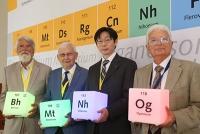 Historische Zusammenkunft: Internationales Treffen der Entdecker chemischer Elemente