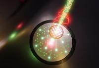 Kristallstrukturen in Super-Zeitlupe