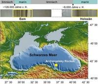 """Umweltgeschichte aus dem Faulschlamm: Klimawandel lässt """"tote Zonen"""" im Schwarzen Meer wachsen"""