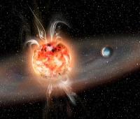 Superflares: für Exoplaneten weniger gefährlich als gedacht