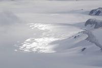 Viel weniger Seen unter dem Eisschild der Ostantarktis als angenommen