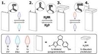 Lichtgesteuerte Moleküle