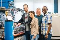 Selbstheilende Katalysatoren für die Wasserstoffproduktion