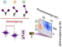 Zeitaufgelöste Messung molekularer Strukturdynamik – angeregt und abgefragt durch extrem ultraviolettes Licht