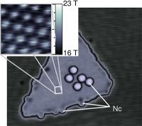 Rastertunnelmikroskop zeigt Magnetismus in atomarer Auflösung