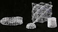 Glas aus dem 3D-Drucker