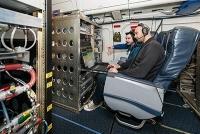 Chemische Zusammensetzung von Flugzeugabgaspartikeln untersucht