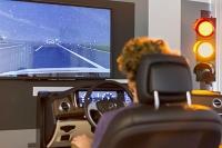 Hochautomatisiertes Fahren sogar bei Schnee und Regen: Robuste Wahrnehmung dank intelligentem Sensormix