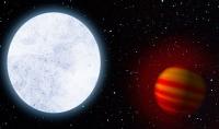 Wie sich die Atmosphäre des heißesten bekannten Exoplaneten verflüchtigt