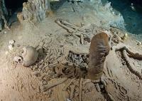 Fund menschlicher Knochen in Südmexiko: Tropfstein verrät das Alter von 13.000 Jahren