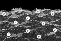 Elektronen schwimmen mit dem Strom